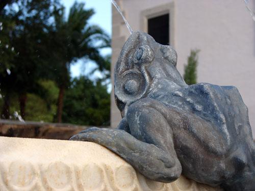 Vizcaya Fountain