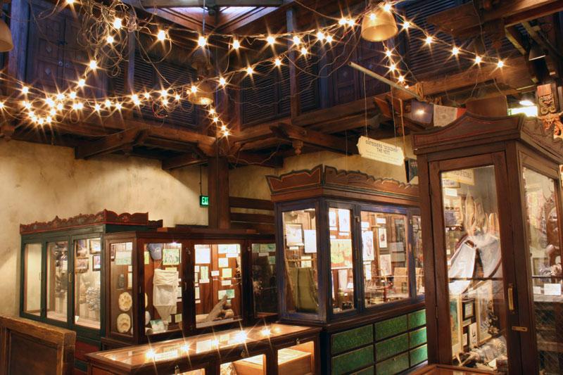 THe Yeti Museum