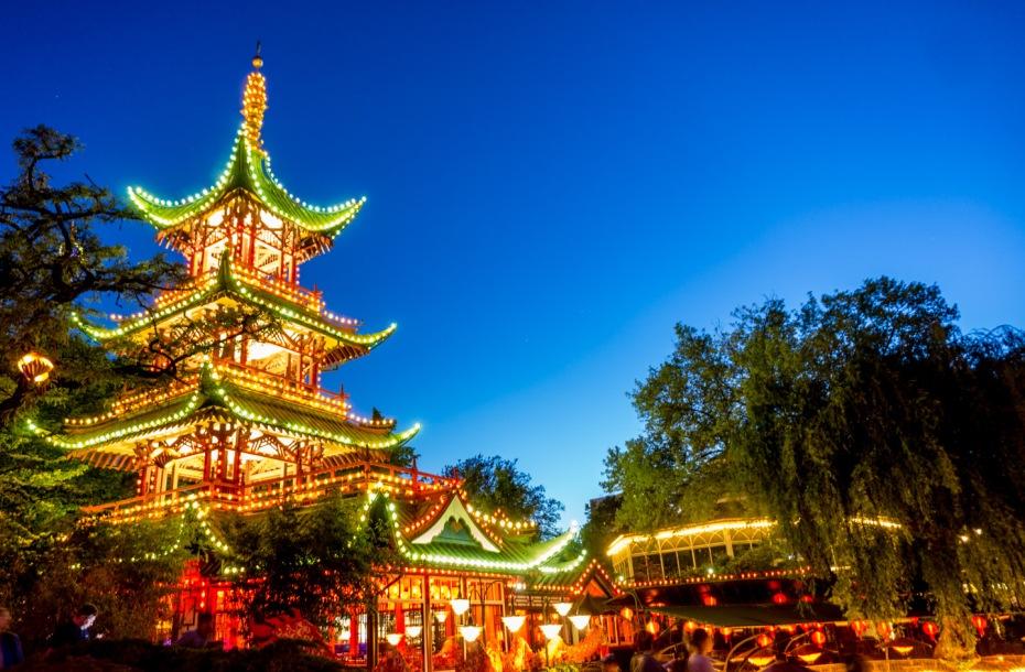Tivoli gardens travels real and imaginary for Divan 1 tivoli